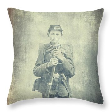 Too Young To Die Throw Pillow