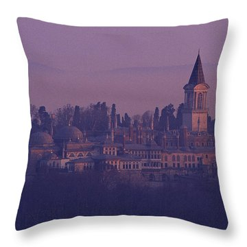 Topkapi Throw Pillow
