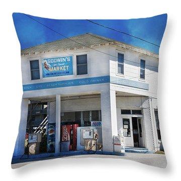 Topsail's Godwin's Throw Pillow by Betsy Knapp
