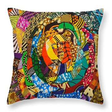 Tor Throw Pillow