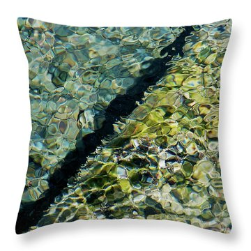 Tornillo Texture Throw Pillow