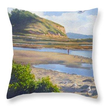 Mount Soledad Throw Pillows