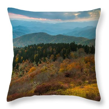 Touch Of Yellow Throw Pillow