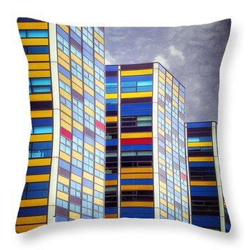 Multi-storey Throw Pillows