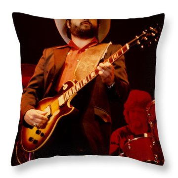 Marshall Tucker Band Throw Pillows Fine Art America Cool Marshalls Decorative Pillows