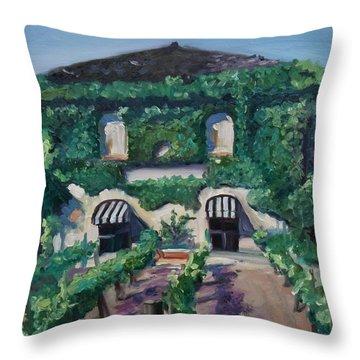 Tra Vigne Throw Pillow