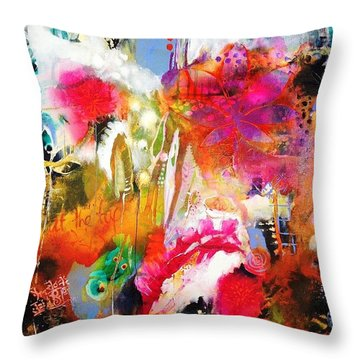 We Dwell In Possibility.2014 Throw Pillow