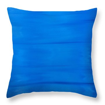 Tranquil  Throw Pillow by Scott French