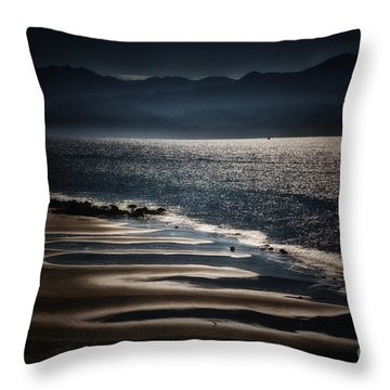 Tranquility  ... Throw Pillow