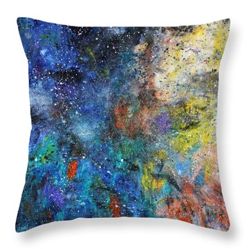Tranquility 1 Throw Pillow