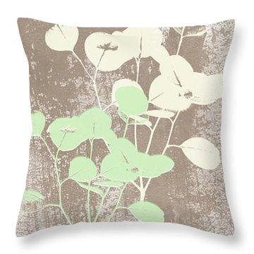 Tranquility Throw Pillows