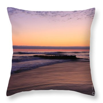 Swamis Tranquility Reef Throw Pillow