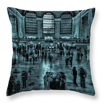 Transient Existance Throw Pillow by Chris Lord