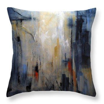 Travel Throw Pillow by Roberta Rotunda