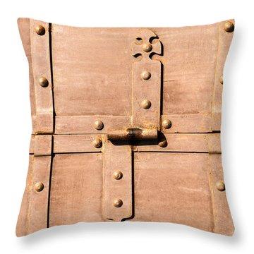 Treasure Behind - Featured 3 Throw Pillow by Alexander Senin