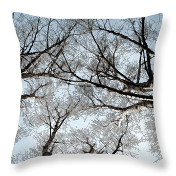 Tree 2 Throw Pillow