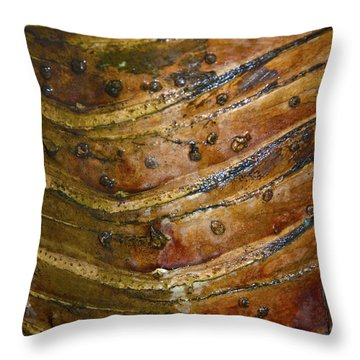 Tree Pattern II Throw Pillow