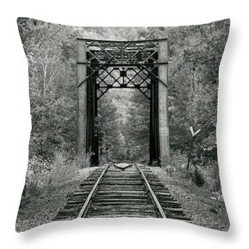 Crawford County Throw Pillows