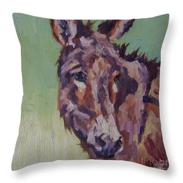 Trevor Throw Pillow