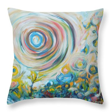 Tribute To Gary Throw Pillow