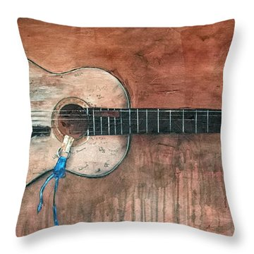 Trigger Throw Pillow