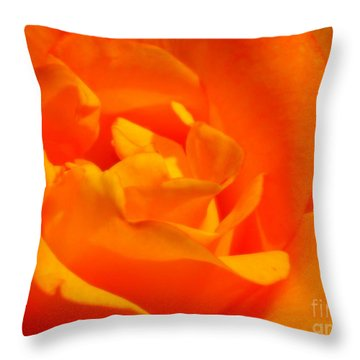 Trip Around The Sun Throw Pillow by Patti Whitten