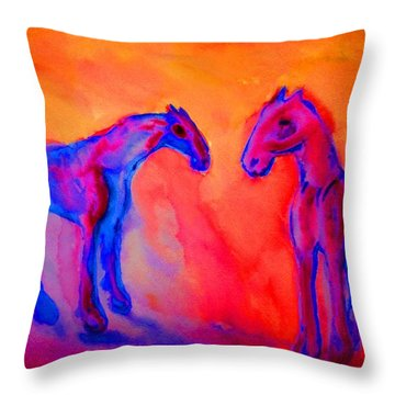 If We Could Start At New I Wouldn't Hesitate I Gladly Take You Back  Throw Pillow