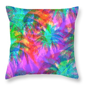 Psychedelic Throw Pillows