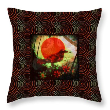 A Bright Hope Throw Pillow by Sherry Flaker