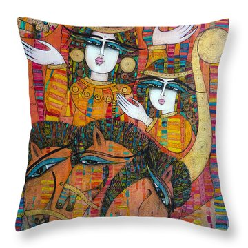 Troyka Throw Pillow
