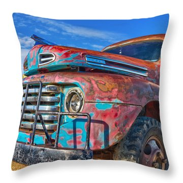 Heavy Duty Throw Pillow