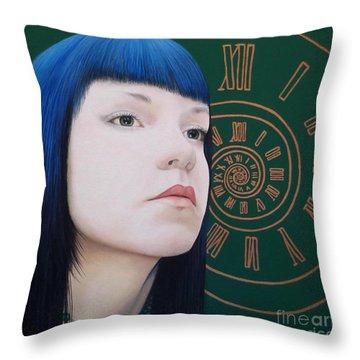 True Beauty - Dana Mccool Throw Pillow