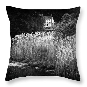 Throw Pillow featuring the photograph True Beauty Home by Steven Macanka