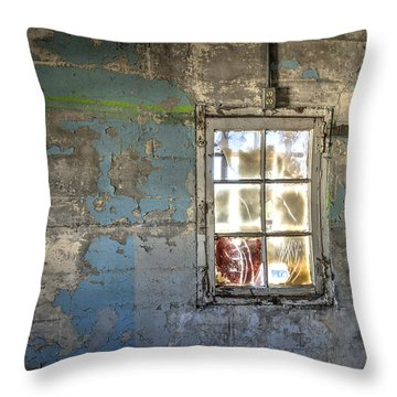 Trustee-3 Throw Pillow by Charles Hite