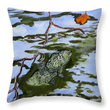 Sport Cushion Tp A Throw Pillow