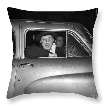 Tucker 1949 Throw Pillow