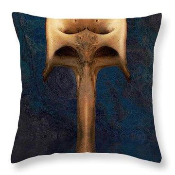Tunus Throw Pillow by WB Johnston