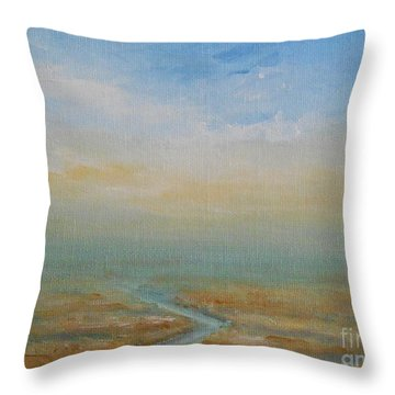 Turning Point  Throw Pillow by Jane  See