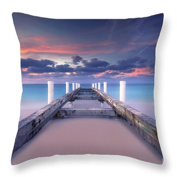 Piers Throw Pillows