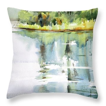 Turtle Bay Throw Pillow
