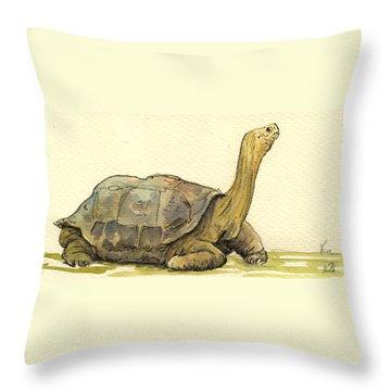Turtle Throw Pillows