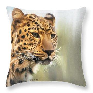 Tutku Throw Pillow