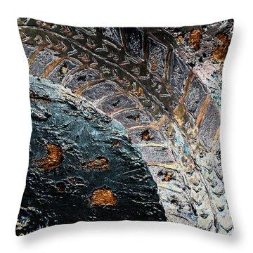 Twas A Good Year Throw Pillow by Lisa Brandel