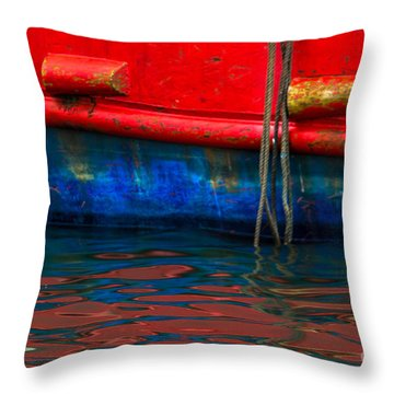 Twenty Two Twenty Four Throw Pillow by Edgar Laureano