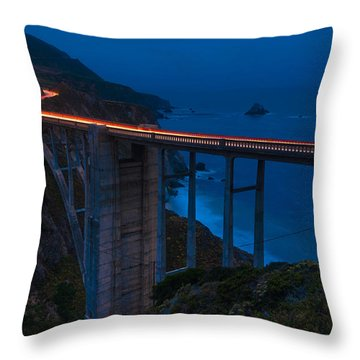 Grand Bixby Throw Pillow