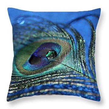 Twilight Escape Throw Pillow