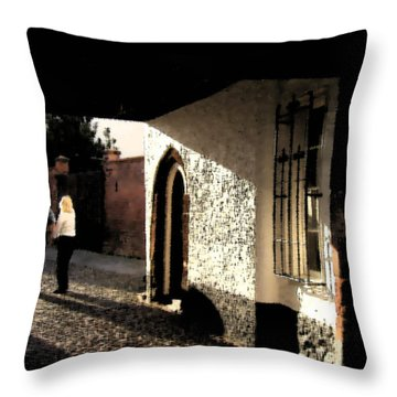 Twilight Love Throw Pillow