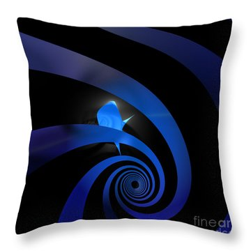 Twilight Zone By Jammer Throw Pillow by First Star Art