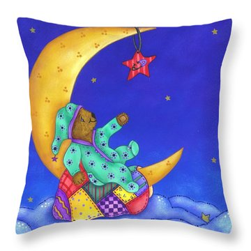 Twinkle Little Star Throw Pillow