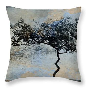 Tree Branch Throw Pillows